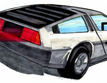 Cars (Copics)
