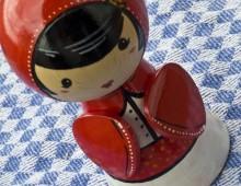 Kokeshi Doll: Akane