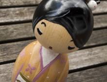 Kokeshi Doll: Sakura