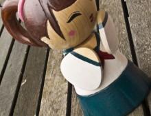 Kokeshi Doll: Sadako
