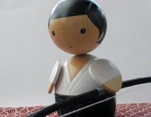 Kokeshi Doll: Takeshi Kobayashi